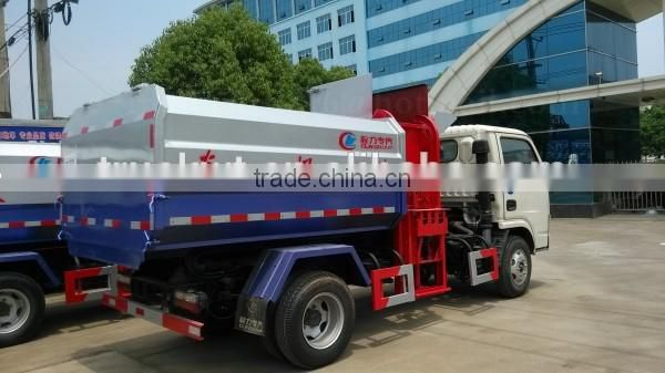 4*2 DONGFENG Self-loading Waste Truck 5m3