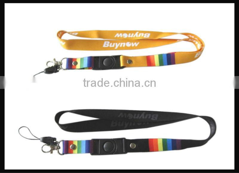 Promotional Products Silk Screen Printing Lanyard