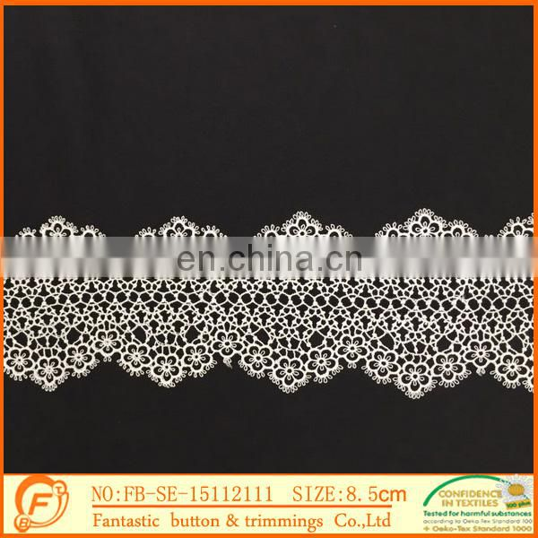 good quality net new arrival thick african french chemical lace
