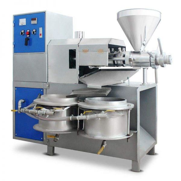 Stainless Steel Oil Expeller Plant 4 Bolt Oil Expeller Image