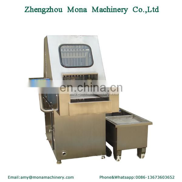 China Factory Automatic Meat Injection Machine/Salt Brine Injector/Poultry Saline Water Injecting Machine