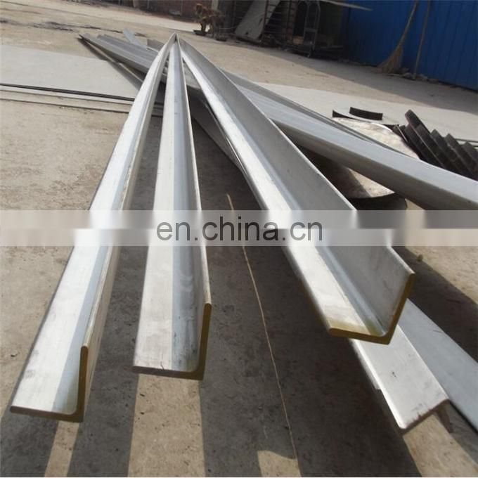 SS 316L astm stainless steel angle weight Image
