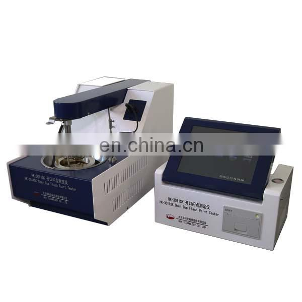 HK-3011SK Automatic Open Flash Point Tester