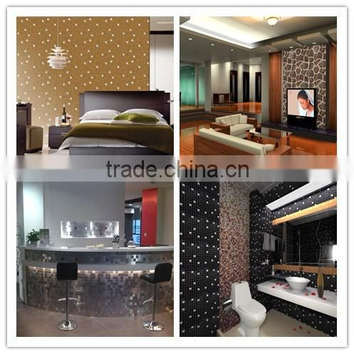 0204 Self-adhesive interior wall decoration ACP Mosaic ceiling