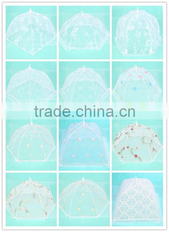 food cover food lid Kitchenware mesh dome food cover