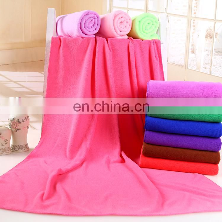 Low-Priced Wholesale Microfiber Spa Sauna Towel