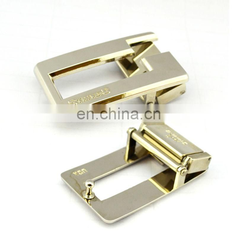 2014 Cheap custom metal roller buckle