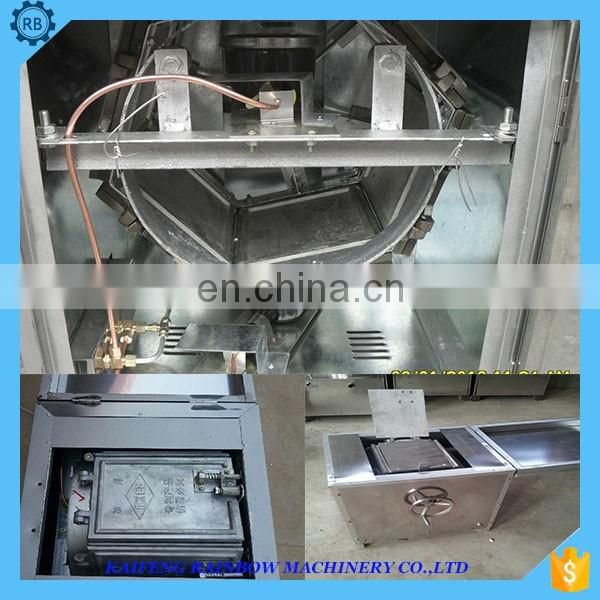 Automatic Electrical Egg Roll Mold Machine Egg biscuit -roll machine