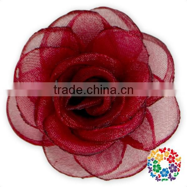hot sales big flower heads colorful romantic decorative fabric hydrangea heads big flowers decoration wedding