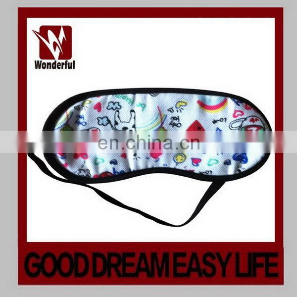 Durable antique soft sleep cover eye mask