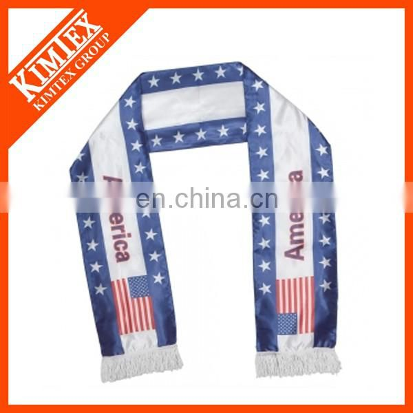 2017 Wholesale sublimation polyester scarf