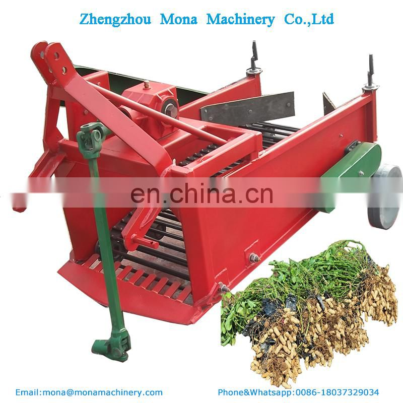 Sweet potato and onion tractor small potato digger for sale Image