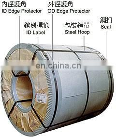 Good Mill Hot Dipped Cold rolled GI Galvanized Steel Strip tape in coil from china