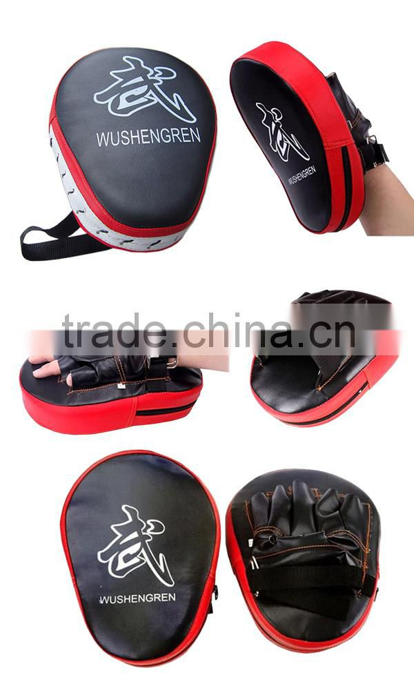 High quality PU leather boxing focus mitts