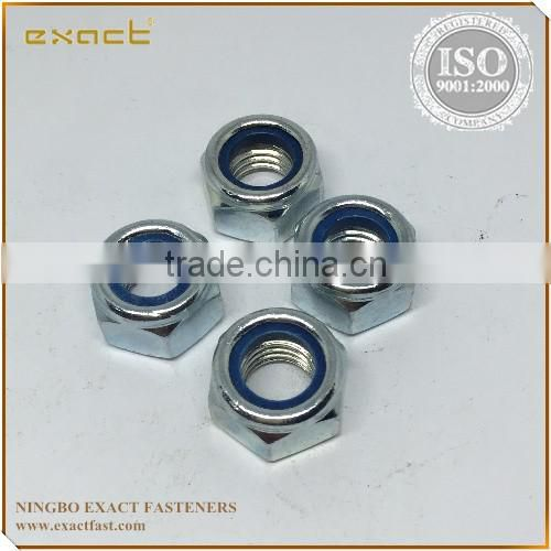 nylon lock flange nut