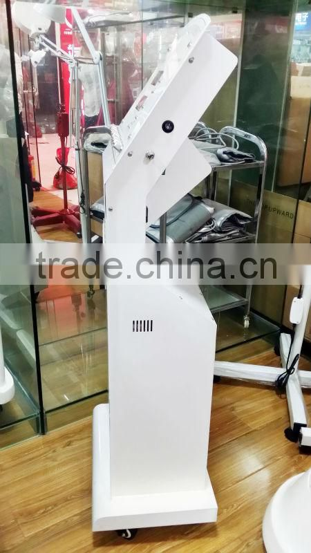 Au-4000 Standing x body ems equipment for salon center spa