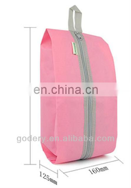 Wholesale cheap colorful oxford shoe bag