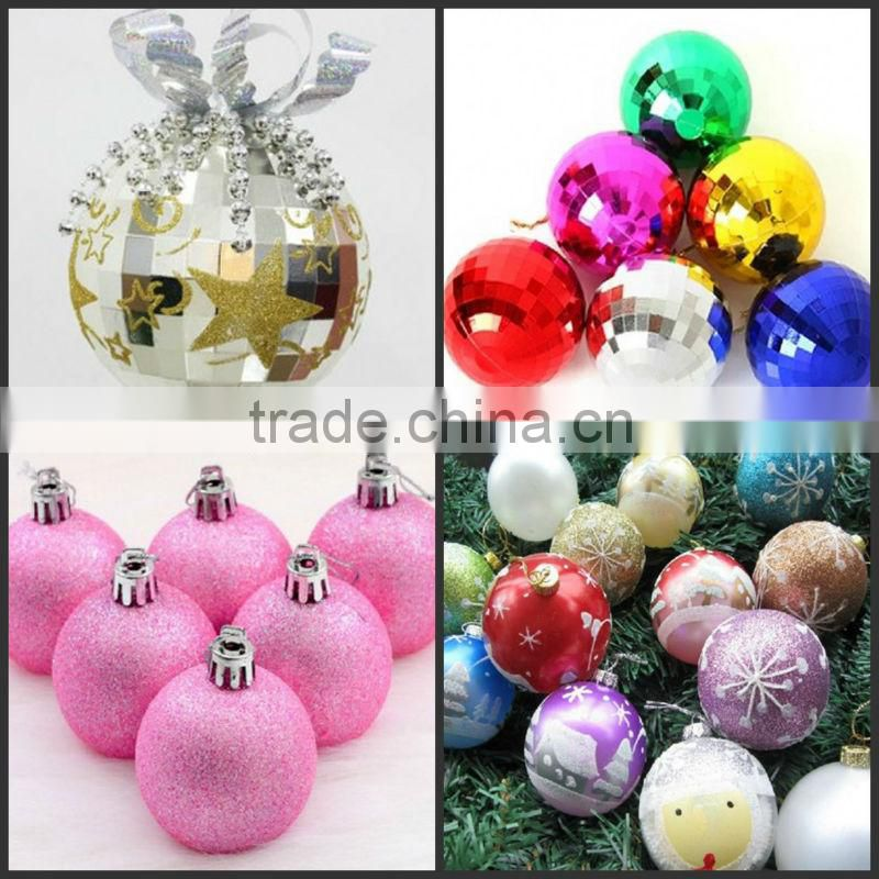 ... china wholesale outdoor christmas lighted ball led balls ornaments bulk for christmas tree decoration