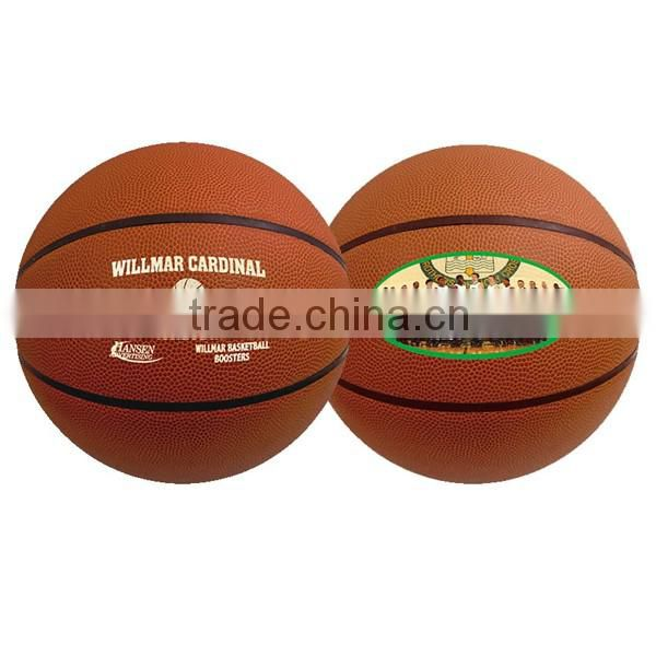 Full Size Synthetic Leather Basketball