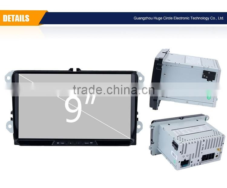 Car dvd player GPS for volkswagen sharan