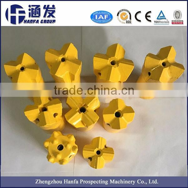 High Quality and Low Price! Tapered Cross Bits