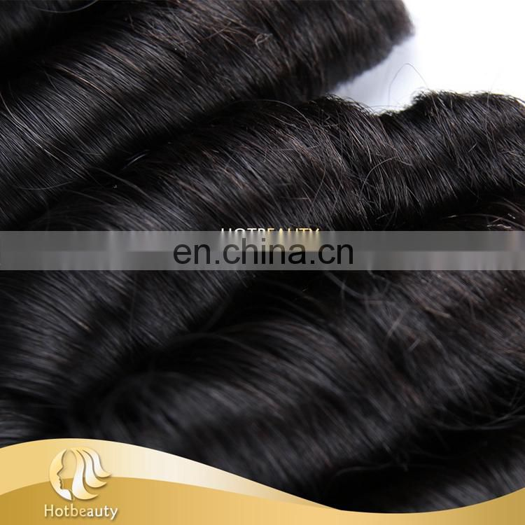 Best Selling Vigrin Unprocessed Machine Weft Funmi Curl 10 Inch