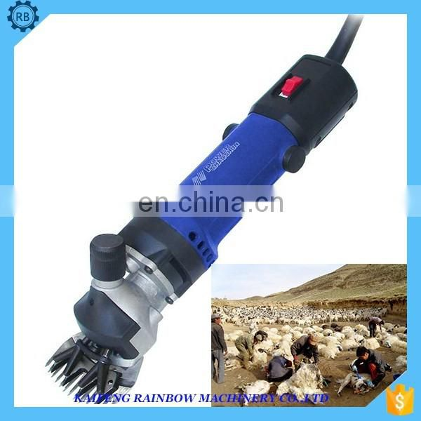 Manufacture Big Capacity Wool Cutting Machine Sheep shearing machine Sheep wool price Sheep wool shear machine