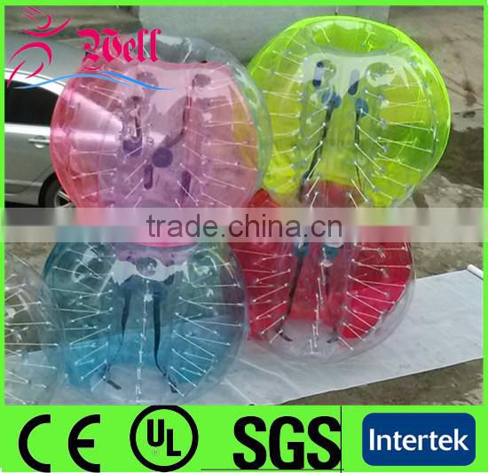 1.2m / 1.5m / 1.8m bumper ball body ball body bounce grass ball / bubble ball suit / body inflation ball suit
