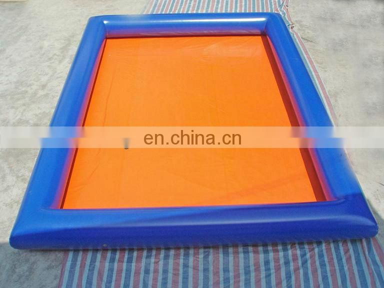 PVC inflatable pools
