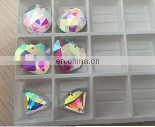 china supplier crystal gemstones diamonds beads for wedding dress