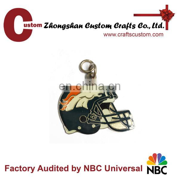 Hot bulks Sale Various stone bears souvenir metal keychain as gifts