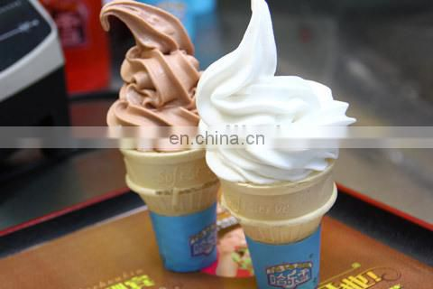 frozen yogurt machine / ice cream machine business/machine ice cream