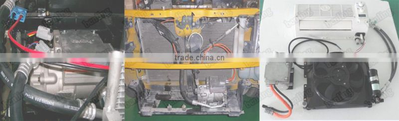 Hot automotive electric air conditioning compressor,Electric