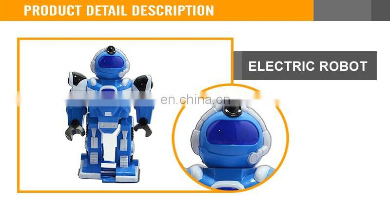 B/O Transformable Robot Toy
