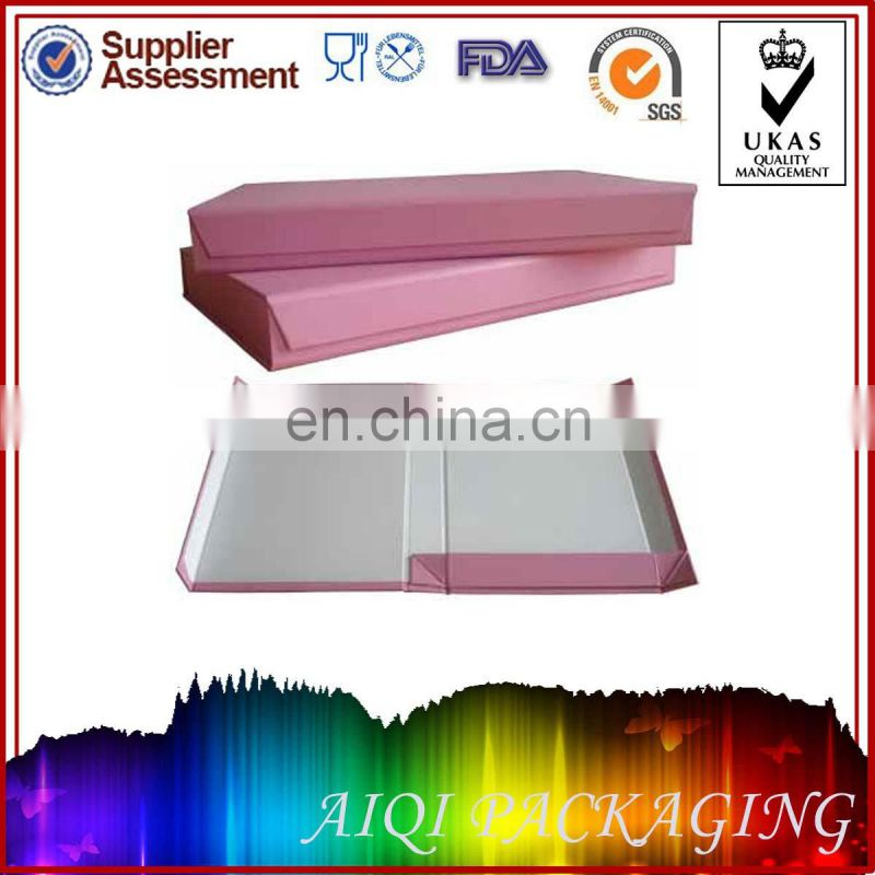 custom print packaging paper puff pastry box