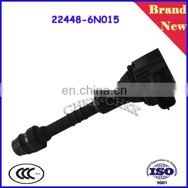 Original Ignition coil 22448-6N015 spark coil high qualiy