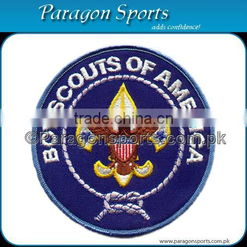 Embroidered Patch PS-713