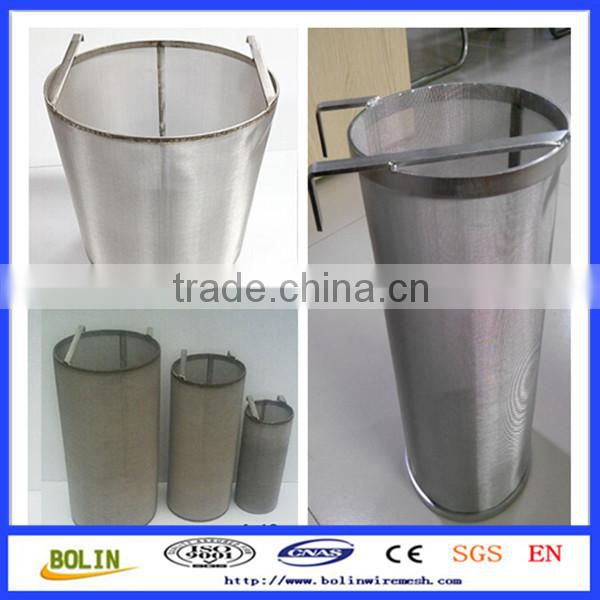 Alibaba China ultra fine 300 400 micron 430 magnetic stainless steel woven sugar filter mesh