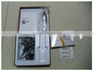the distributors wanted professional anti ageing,acne treatment micro needle pen(CE approved)