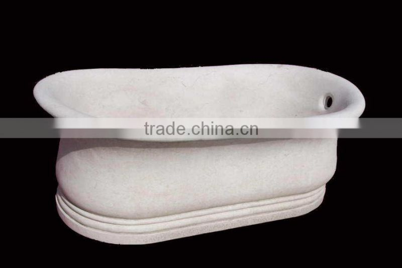 Classical marble Bathtub SPA for Shower