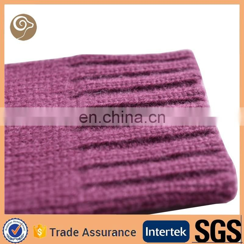 knitted wholesale wool handmade sweater design for girl