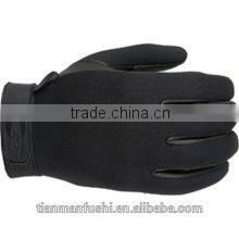 2015 Black Top Quality Cotton Safety Gloves Engineering Matching-Gloves Wholesale Cheap Gloves