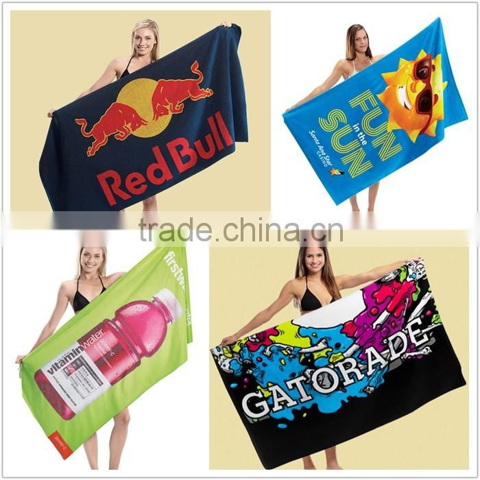 Microfiber Beach towel Fast Drying ,Swiming Beach Bath body Towel Sports