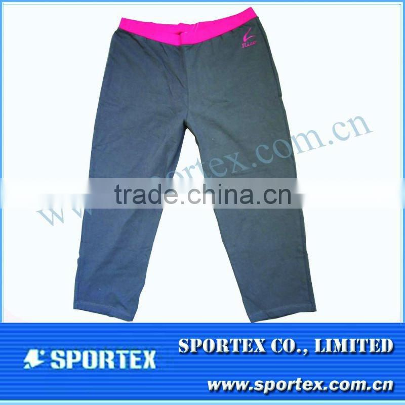 2012 Latest OEM women fitness trousers IL-1002