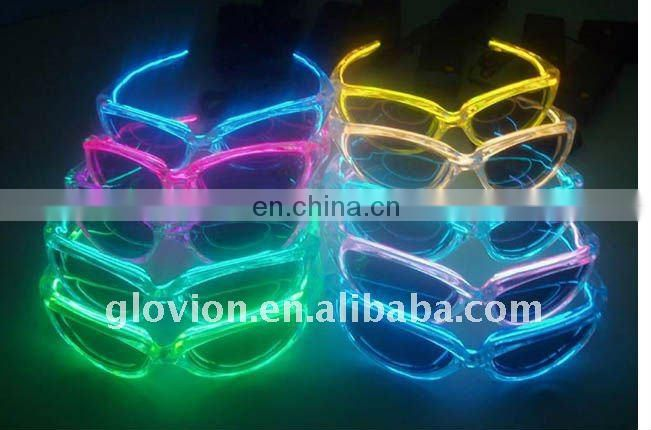 hot ! funny glasses festival glasses light glasses