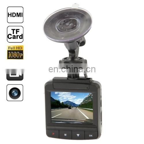 2.4 inch FULL HD 1080P Vehicle DVR, 148 degree viewing angle, Support TF Card, Loop Recording & Motion Detection function