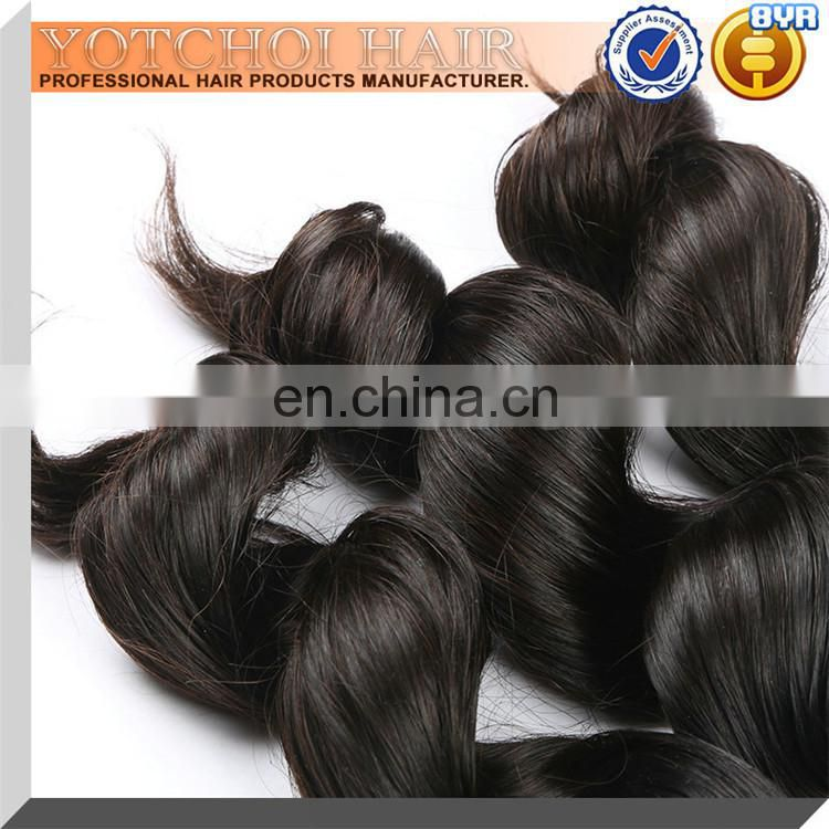 "Wholesale grade AAAA+ 18"" 100g 100% virgin raw cheap brazilian hair weave"