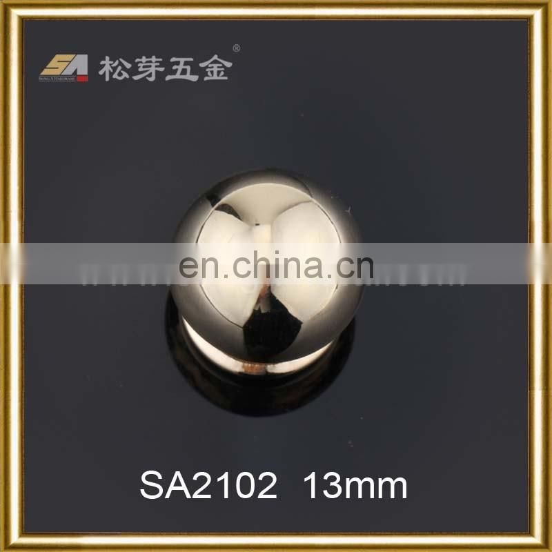 Accessory for women spherical decorative studs