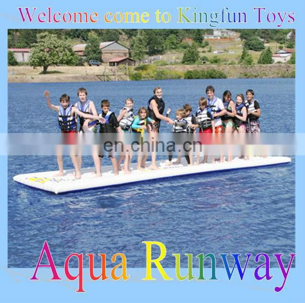 Airtight water runway