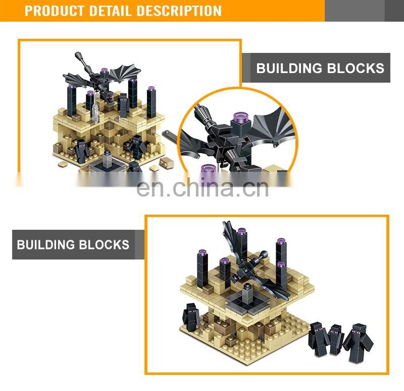 Tunny And Educational Toy Brick Castle